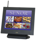 Apos700 - touch screen POS system